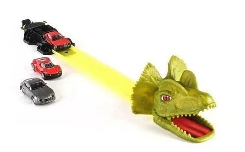 Pista Dino Attack + Autitos alt