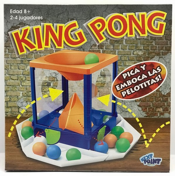King Pong Juego Next Point