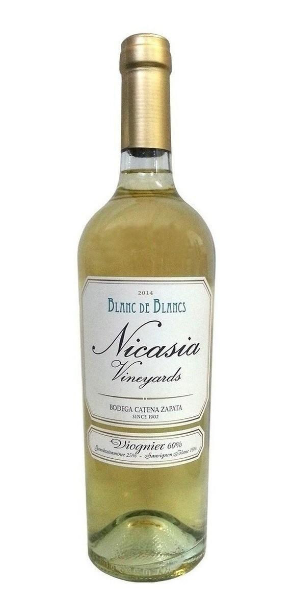Nicasia Vineyards Blanc de Blancs x 750 CC