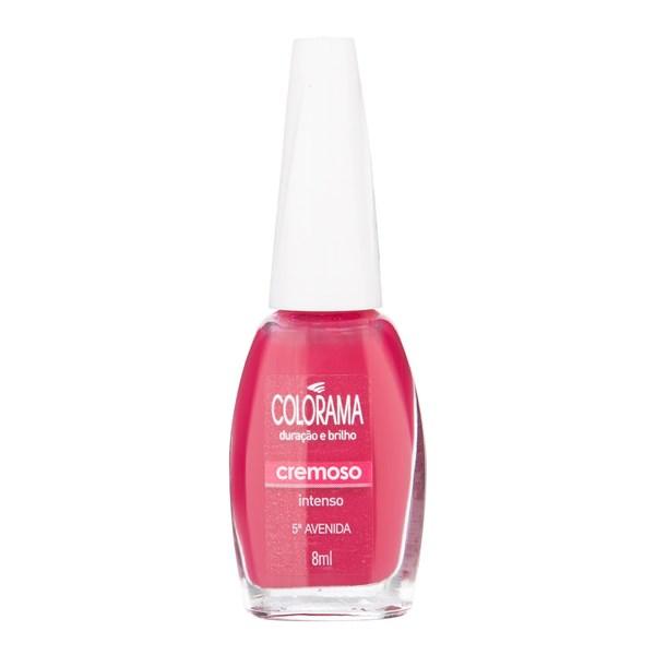 Esmalte de uñas Colorama Red NY 5ta Av X 8 Ml #1