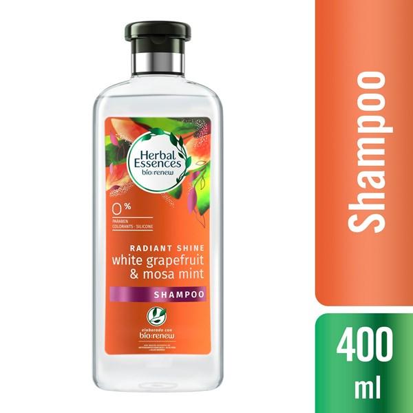 Herbal Essence Shampoo Radiant Shine x 400 ml