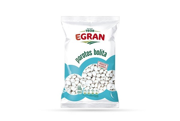 POROTOS BOLITA EGRAN x 500 GRS
