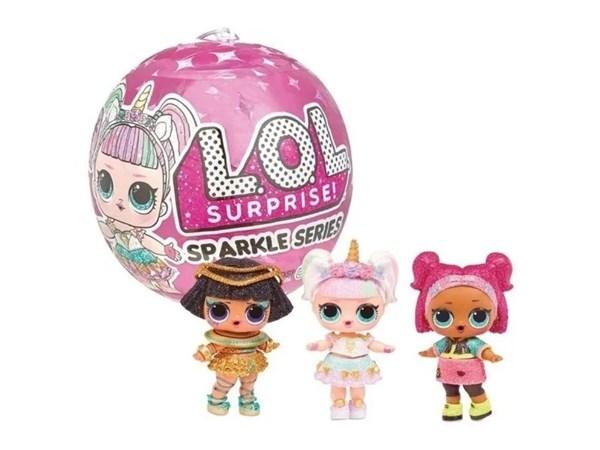 Muñeca LOL Surprise Sparkle