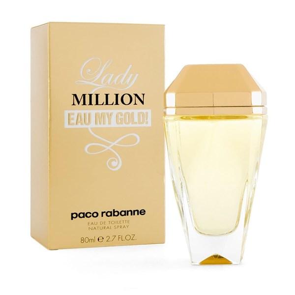 Paco Rabanne Lady Million Eau My Gold! EDT x 80 ml