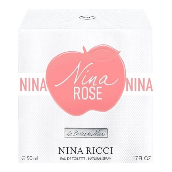 Perfume Nina Ricci Rose EDT 50ml