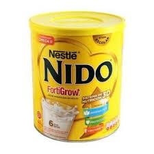 Leche Nido Entera Instantanea Forti Grow X 1 Unidad