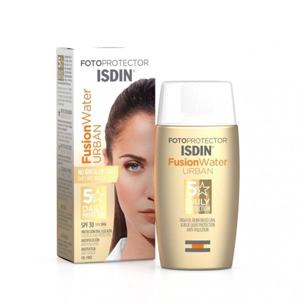 ISDIN Fotoprotector Fusion Water Urban SPF 30+ 50ml