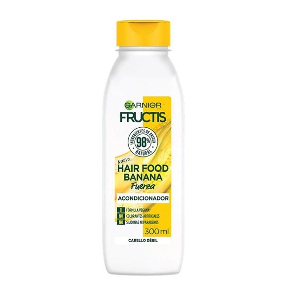 Fructis Acondicionador Hair Food Banana 300ml