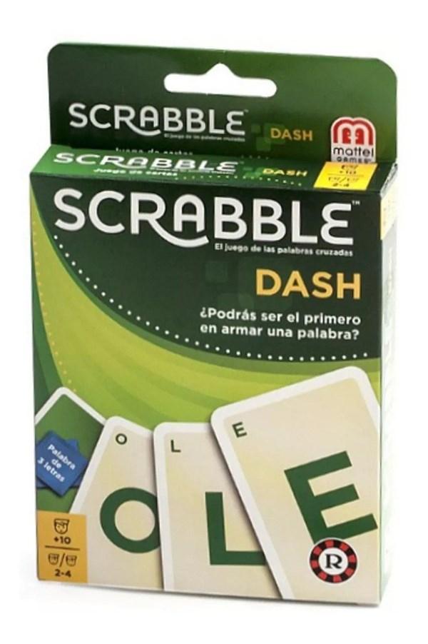Scrabble Dash Juego Ruibal