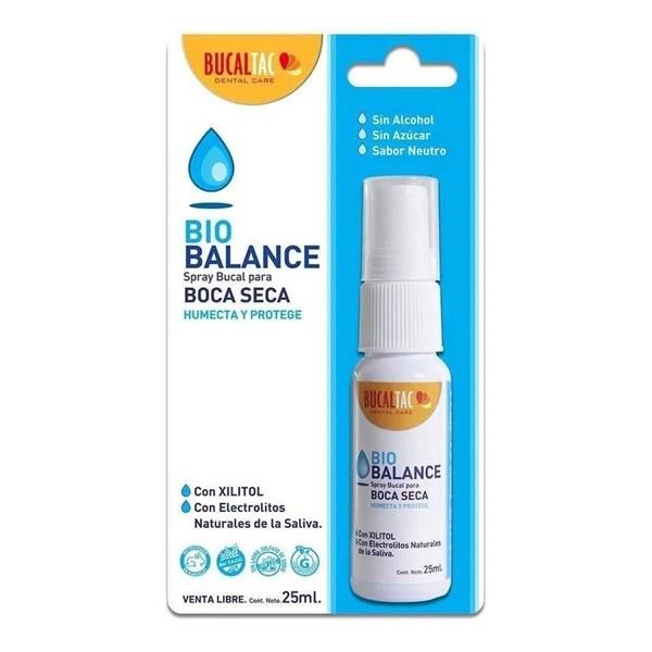 Bucal Tac Spray Bucal Biobalance Boca Seca 25ml