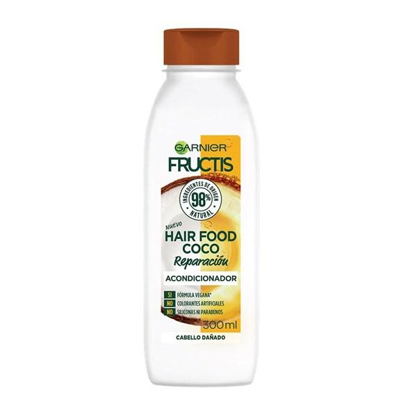 Fructis Acondicionador Hair Food Coco 300ml
