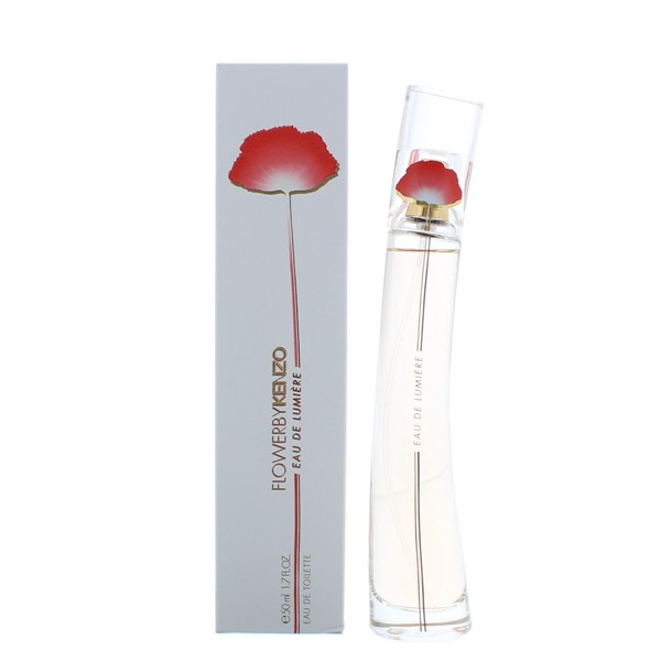 Kenzo Flower Eau De Lumiere - Eau de Toilette 50ml Spray Women's