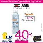 Isdin Foto Fusion Air 50+ 200ml #3