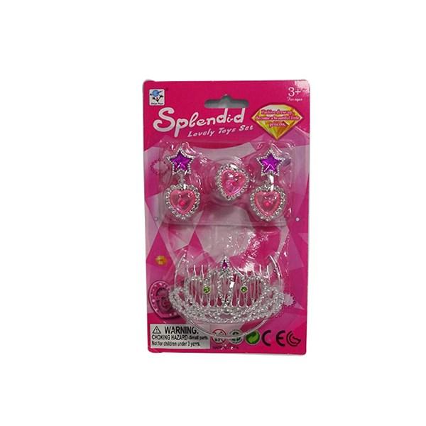 Set De Joyas Princesas Juguete Splendid Lovely