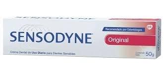 Sensodyne Original Pasta Dental Para Dientes Sensibles, 50g