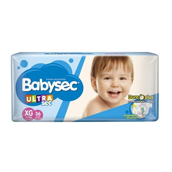 Babysec Ultra Hiper-pack XG X36