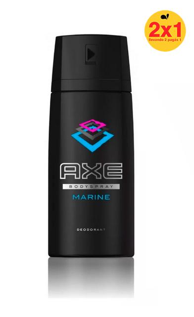 Axe Marine Desodorante Aerosol 150ml 2x1