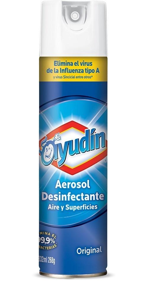 DESINFECTANTE AYUDIN AE ORIGINAL X 360 CC