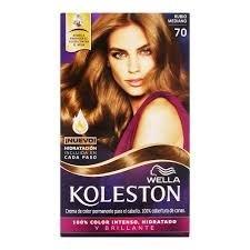 Koleston Kit N° 70 Rubio Mediano
