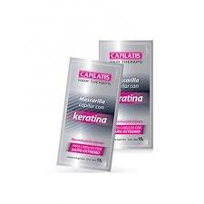 Capilatis Mascarilla Sachet Hair Therapy Keratina x15gr
