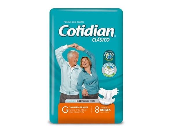 PL COTIDIAN CL GDE x 8 U #1