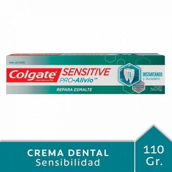 Colgate Sensitive pro alivio Repara Esmalte 110gr