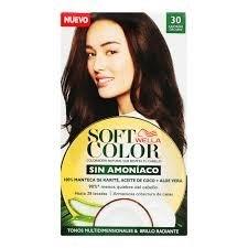 Soft Color N° 30 Castaño Oscuro