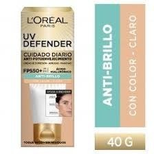 Loreal UV DEFENDER LIGHT 40 G FPS+50 CRE #1