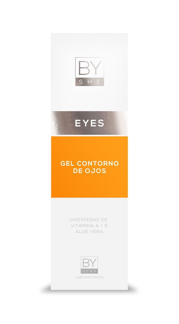 By She, Eyes Gel Contorno de Ojos 30 g