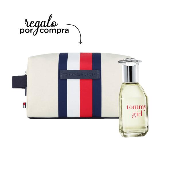 Perfume Tommy Hilfiger Girl 30ml + Necessaire De Regalo