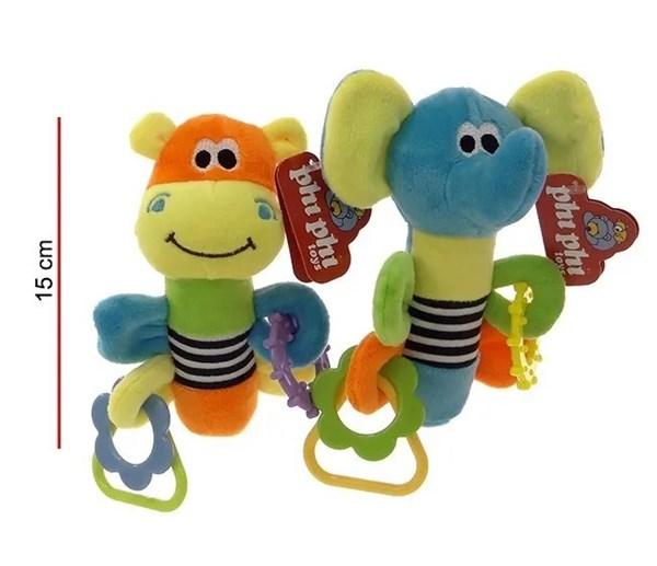 Sonajero Con Accesorios Phi Phi Toys