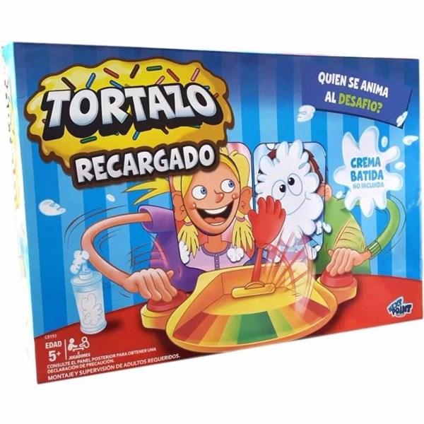 Tortazo Recargado Juego Next Point