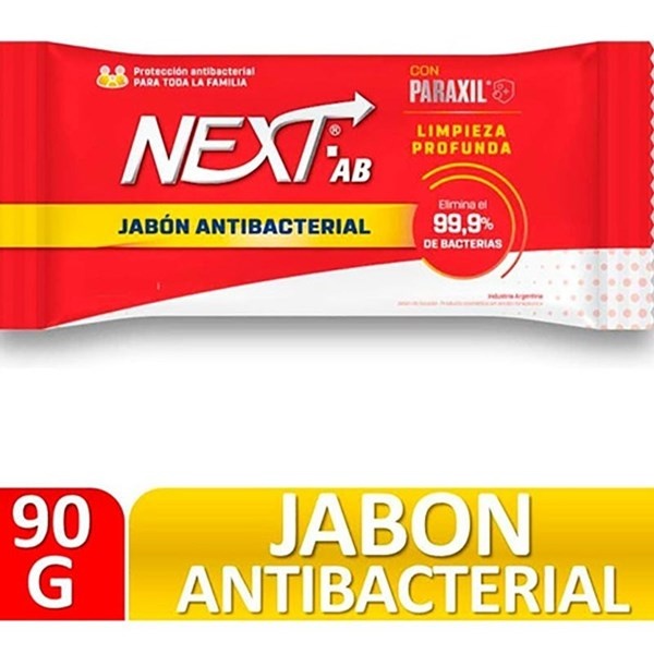 Next Ab Jab.antibact.x90g X3