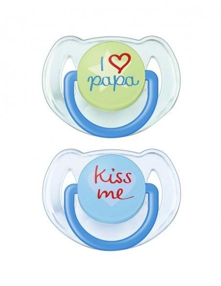 Avent Chupete Kiss Me 6-18 Meses alt