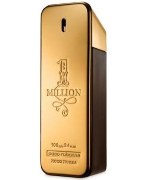 Perfume Paco Rabanne One Million Edt x 100 ml. alt