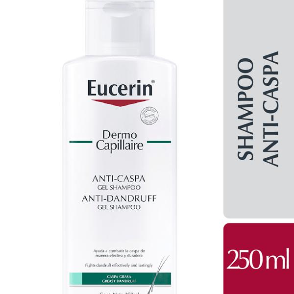 Eucerin Dermocapillaire Shampoogel Anticasp 250 Ml