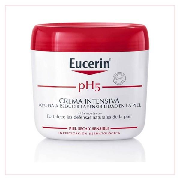 Eucerin Ph5 Crema Facial x450ml Intensiva