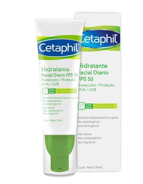 Cetaphil Emulsión Hidratante Facial Fps 50 X 50 Ml