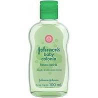 Johnson's Baby Colonia Fresca Caricia x100ml
