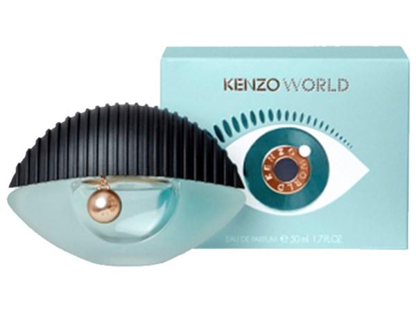Perfume Mujer Kenzo World Edp 75ml