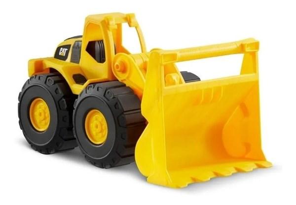 Camión Construcción CAT 40cm alt