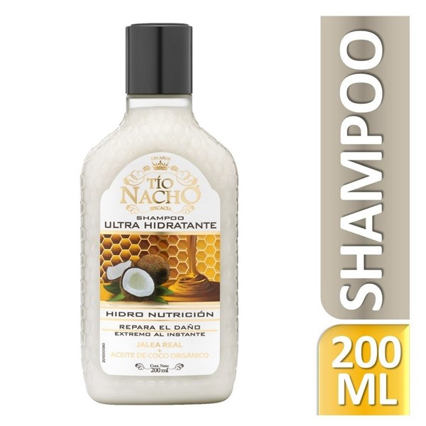 Shampoo Ultrahidratante 200 ml