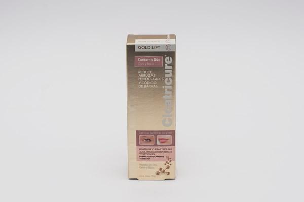 Cicatricure Crema Contorno Duo Gold Lift X 15 Gr