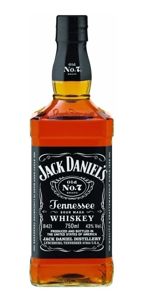 JACK DANIELS x 750 CC