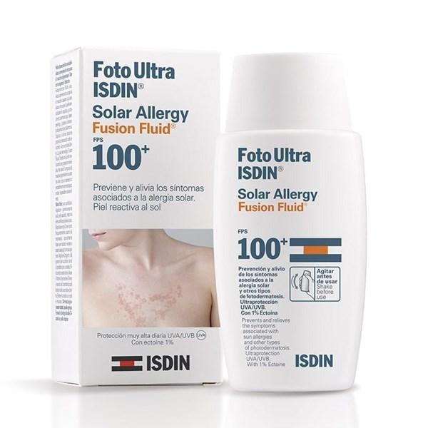 ISDIN Fotoprotector Ultra Solar Allergy SPF99 50ML