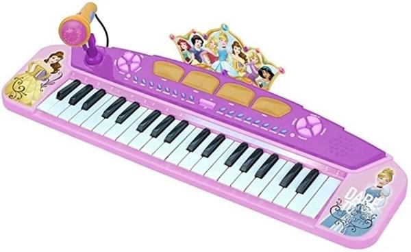 Órgano Eléctrico Princesas 37 Teclas Juguete