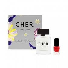 Perfume Cher Dieciseis Estuche (EDP 50ml + Esmalte Uñas)