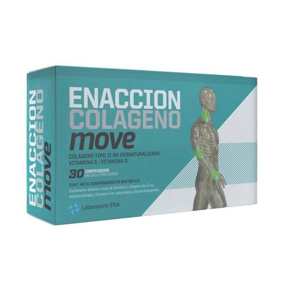 ENA Suplemento Dietario Enacción Move x30 Comp.   #1