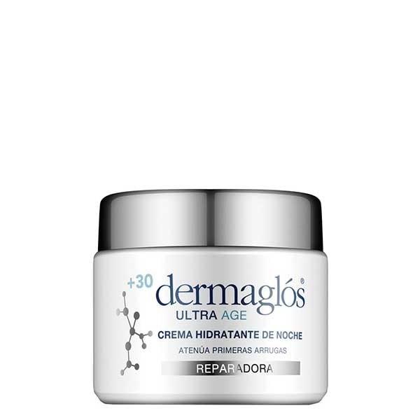 Dermaglós Facial Ultra Age +30 Crema Hidratante de Noche x 50g
