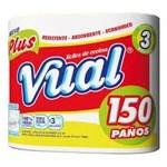 ROLLO COCINA VUAL 150 PAÑOS x 3 X 50 U #1